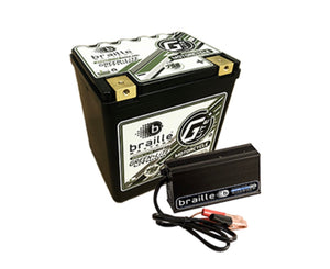 Batteries - Braille - G30H - GreenLite (Harley/Motorcycle Spec) Lithium Battery