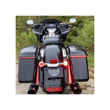 Load image into Gallery viewer, Custom Dynamics - BAG LIGHTS - SEQUENTIAL LOW PROFILE BAGZ™ SADDLE BAG LIGHTS FOR 10-13 H-D™ STREET GLIDE & ROAD GLIDE CUSTOM