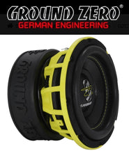 Load image into Gallery viewer, Ground Zero - GZHW 165SPL 16 cm High-Quality SPL Subwoofer 1000WSPL