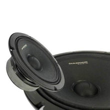 "Load image into Gallery viewer, Diamond Audio - MSPRO8 -  8"" Pro Audio High Output Midrange Speaker Set"