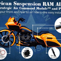 American Suspension - Air Ride - Front and Rear
