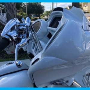 DIRTYBIRD CONCEPTS - PODS -  Harley Road Glide Loud Pods 8″ Up To 2020