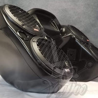 "Voodoo Bikeworks - Infinity Series Quad 8"" Inner and Outer fairing"