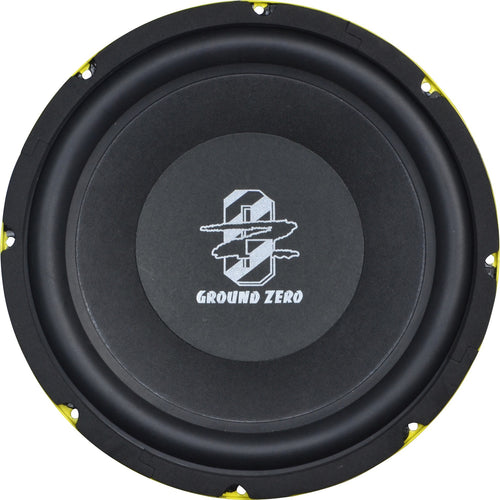 Ground Zero GZCK250XSPL 10' Midwoofer