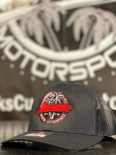 NEW MAVERICK APPAREL-LOGO SNAP BACK HATS
