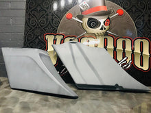 Load image into Gallery viewer, Voodoo Bikeworks - Saddlebags -Phantom Series Dropped Rail Rear Kit