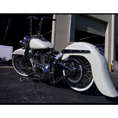 Voodoo Bikeworks - Softail Deluxe Rear Fender