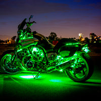 Joe Florida - Pro Series Motorcycle 288 Multi-Colored LED Kit
