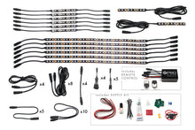 Load image into Gallery viewer, Joe Florida - Pro Series Motorcycle 288 Multi-Colored LED Kit
