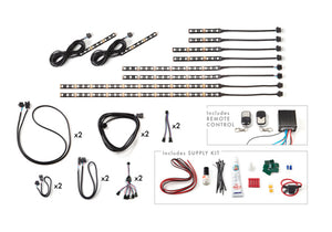 Joe Florida - 144 Multi-Colored LED Kit