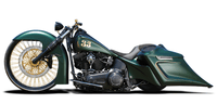 SPEED BY DESIGN - REAR END KITS -SOFTAIL - MACK DADDY REAR END FOR SOFTAIL