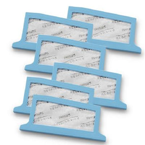 6 Pack of Disposable Fine Filters for DreamStation CPAP Machines