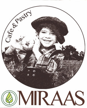 Miraas means Legacy , health & happiness our legacy on the earth for the next generation