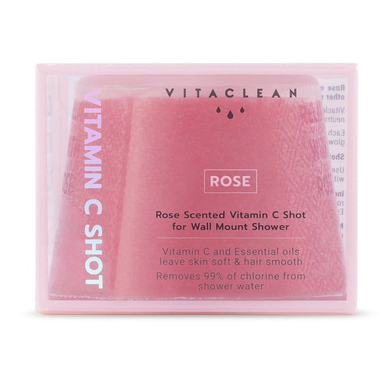 Rose Wall-Mount Vitamin C Shot