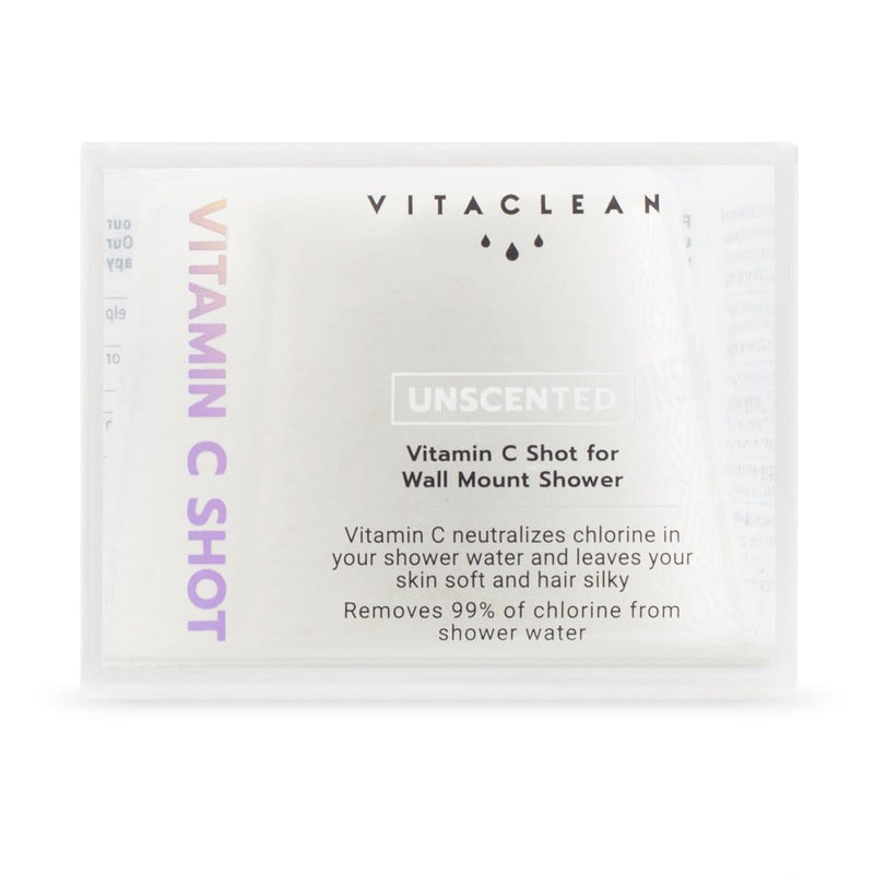 Unscented Wall Mount Vitamin C Shot