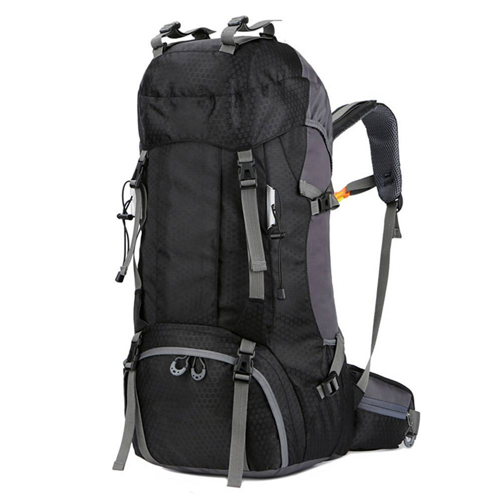 Climbing Bags - 50L - 60L Outdoor Waterproof Hiking Backpack