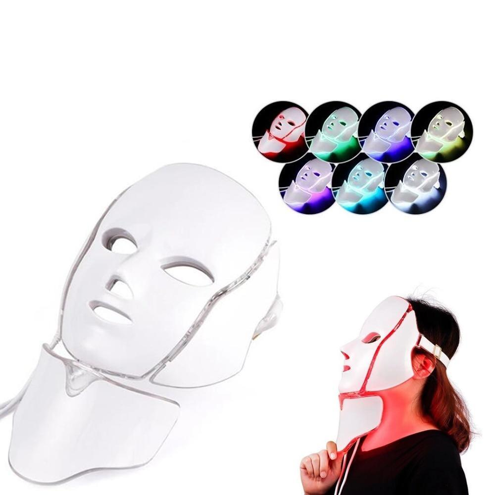 LED Mask - LED Light Therapy Facial Mask