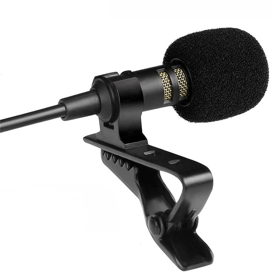 3.5mm Lapel Microphone