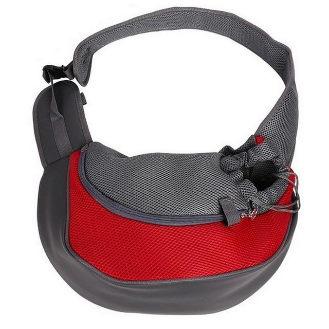 Pet Carrier - Front Mesh Travel Pet Carrier Sling