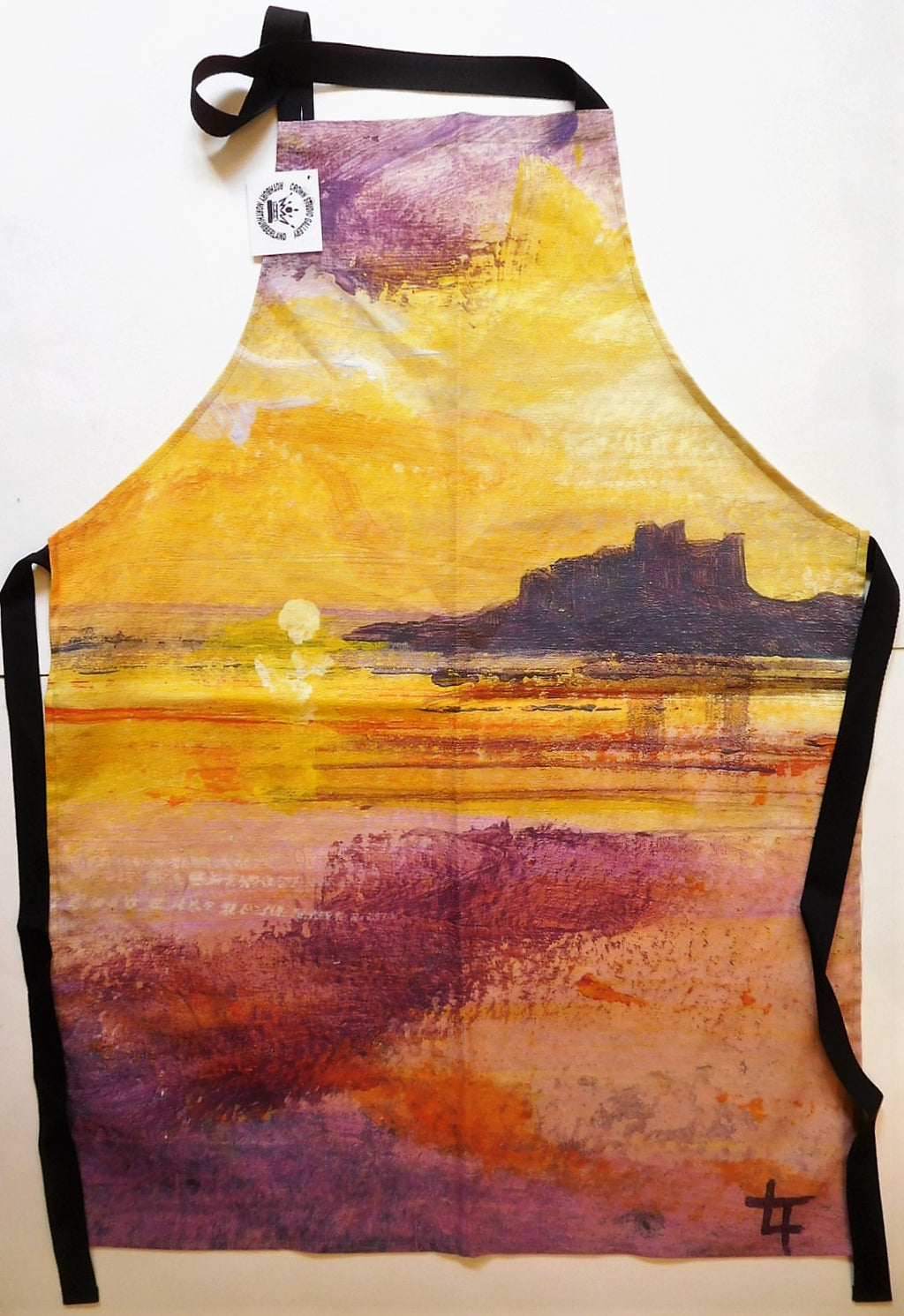 Apron- Bamburgh Castle Sunrise