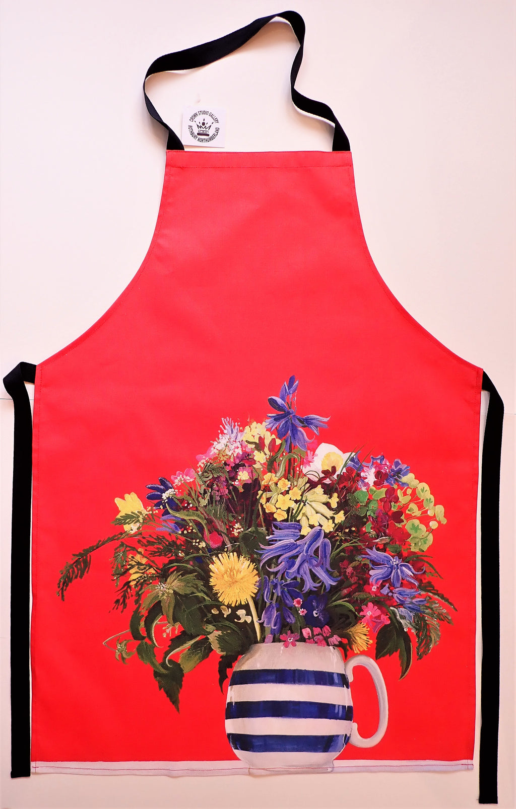 Apron- Spring Flowers Design