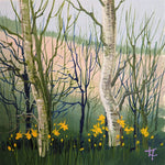 Daffodil Valley - Original Painting