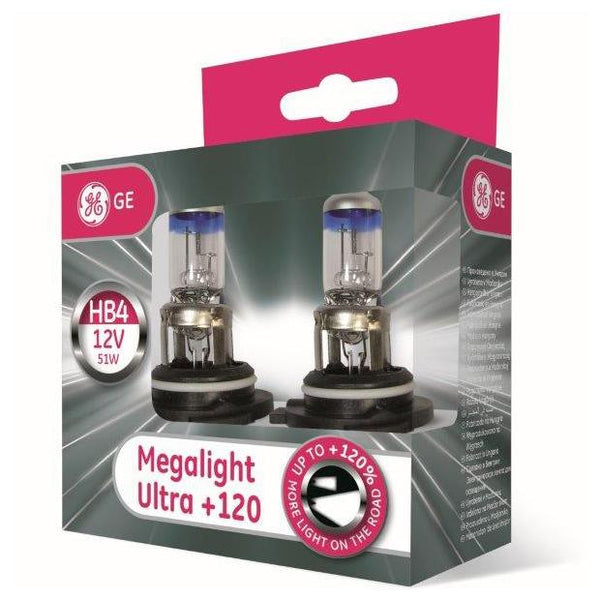 Megalight Ultra +120 HB4 (Twin)