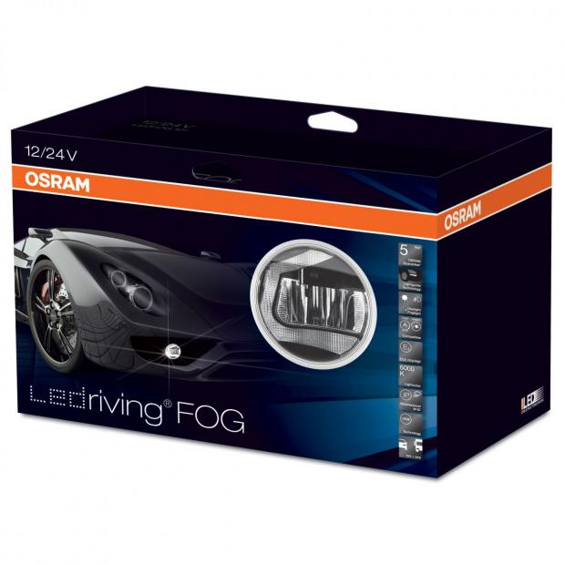 LEDriving Fog DRL Kit