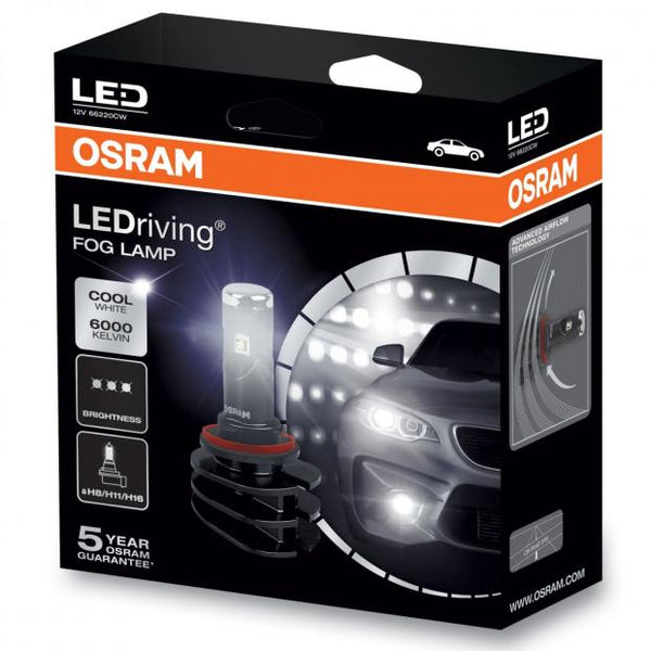 LEDriving Headlamp / Fog Lamps H8 / H11 / H16 (Twin)