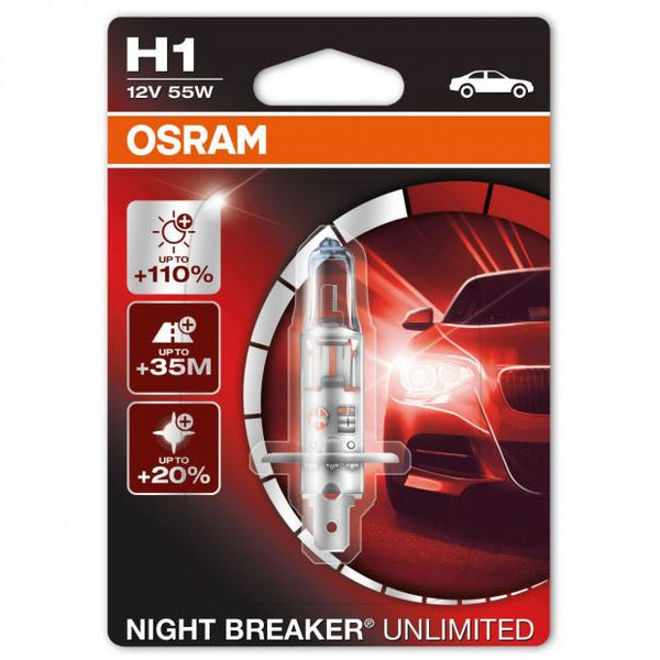 Night Breaker Unlimited H1 (Single)