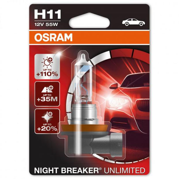 Night Breaker Unlimited H11 (Single)