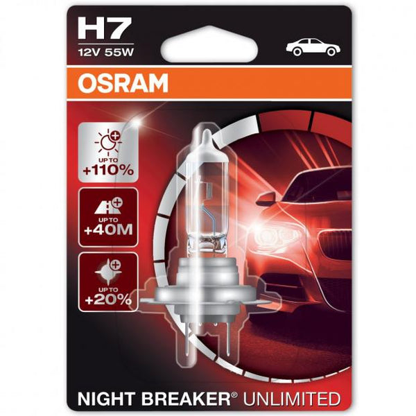 Night Breaker Unlimited H7 (Single)