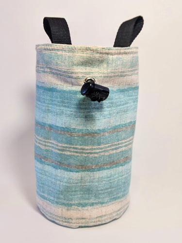 Sea Glass Blue Chalk Bag