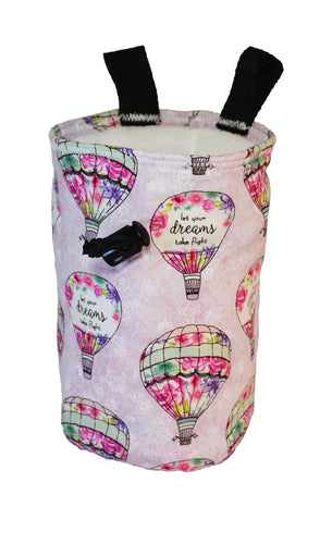 Let Your Dreams Take Flight Chalk Bag