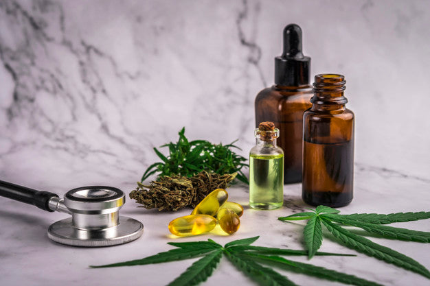 Amazing 5 CBD Products and its Useful Benefits: