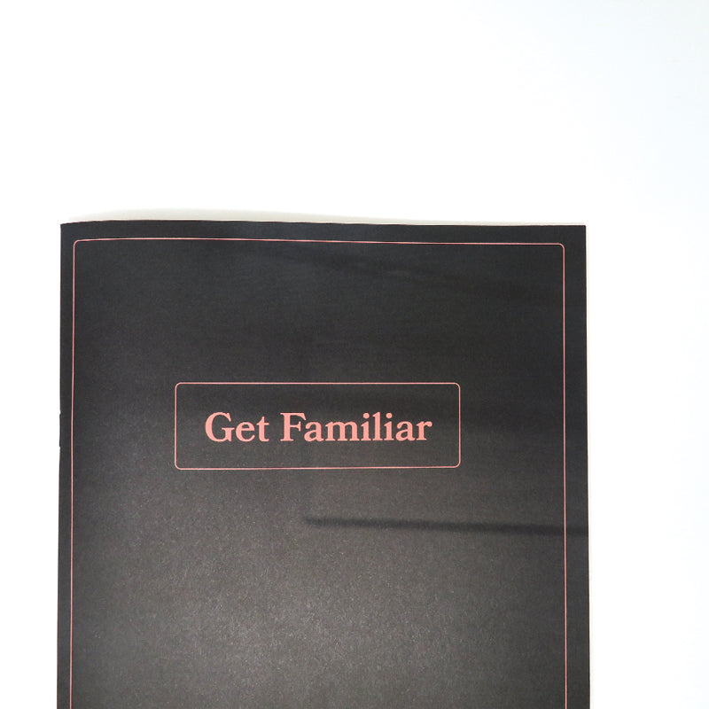Get Familiar Magazine - Issue 02