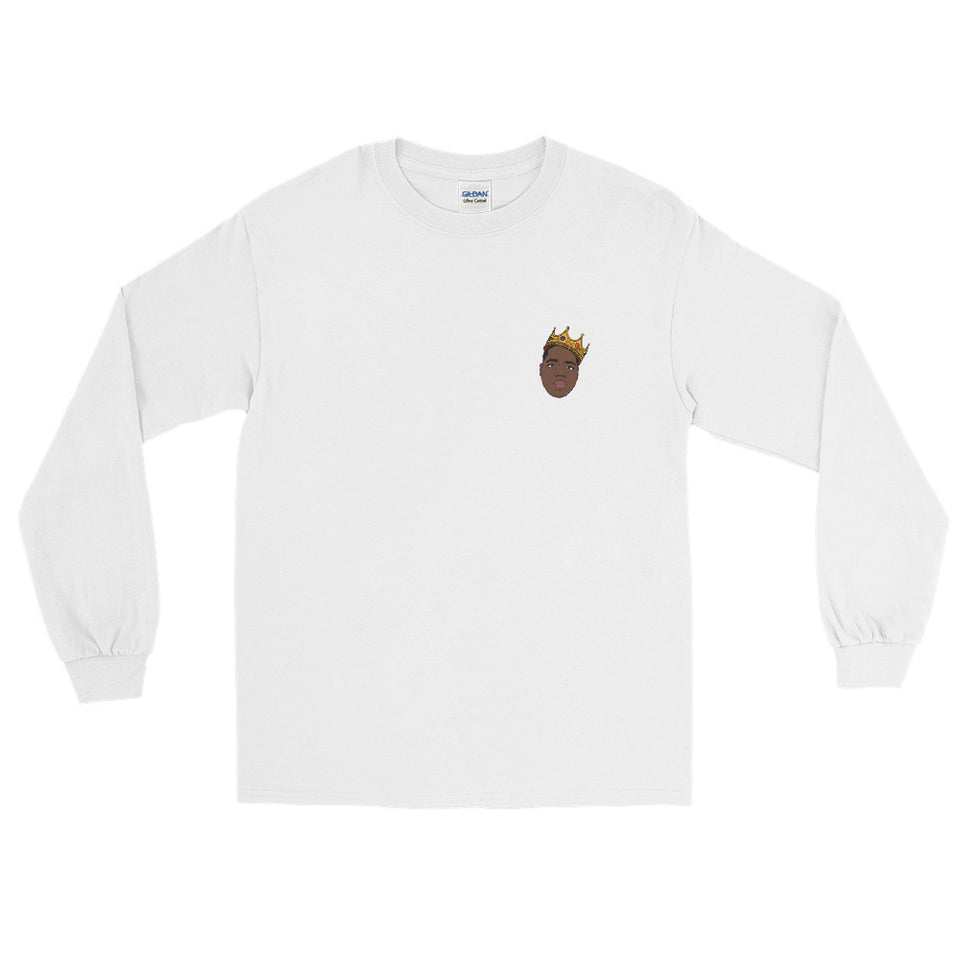 Big poppa - Long sleeve T-shirt