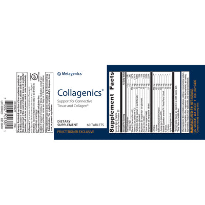 Collagenics tablets by Metagenics