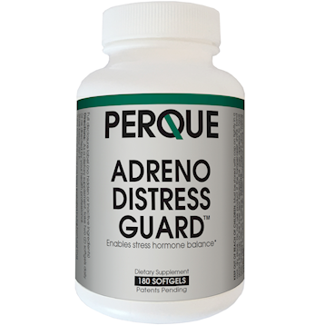 Adreno Distress Guard 60 Softgels  by Perque