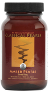 Amber by Classical Pearls