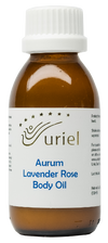 Aurum Lavender Rose Body Oil  by Uriel