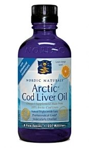 Lemon Cod Liver Oil 8floz by Nordic Natural