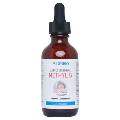 Liposomal Methyl B (2oz.) by DesBio