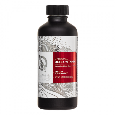 Liposomal Ultra Vitamin 3.38 FL OZ by Quicksilver Scientific