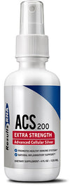 ACS 200 Silver Extra Strength 4 fl oz