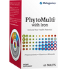 PhytoMulti® with Iron 60 T by Metagenics