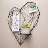 Metal Heart Grid - 50 x 50 CM (CODE 1026) - Wholesale