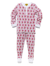 Load image into Gallery viewer, Roller Rabbit Kids Monkey Pajamas