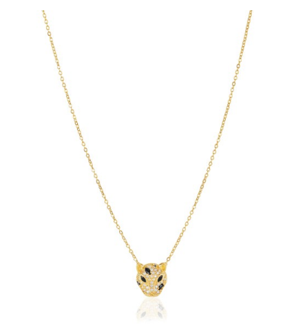 Baby Jaguar Necklace