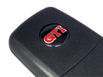 VW GTI 14mm key Badge